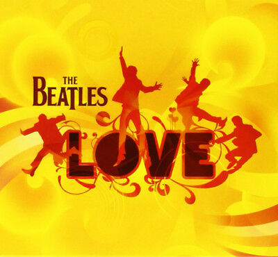 The Beatles - Love (2 Disc, CD + DVD Audio, Special Edition) CD NEW