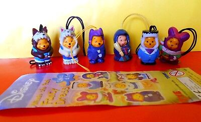 WINNIE THE POOH FANCY DRESS-  COMPLETA  Edition Tomy
