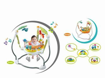 Jumper Baby Bouncer Jungle Jumperoo Activity Station