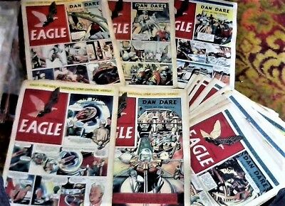 EAGLE # 11-30 Volume 1 Comic 1950 20 issues nice condition