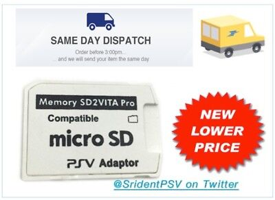 SD2VITA5.0-FASTDELIVERY from FRANCE UltimateVersion all PSVita 3.60 Sent Today