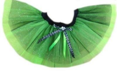Dog Tutu Skirt Neon Colours Small Medium Large Pet Up Puppy Party Show Pug