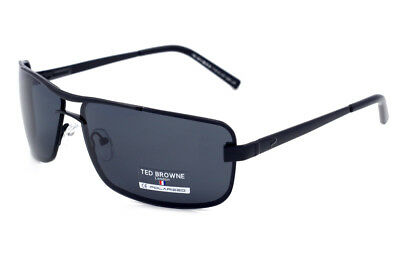d4390471acc TED BROWNE London POLARISED Driving Sunglasses for Men`s Women XL Size Big  Face
