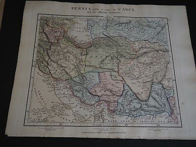 "Antique Map ""Persia with a Part of Cabul and the adjacent Countries"""