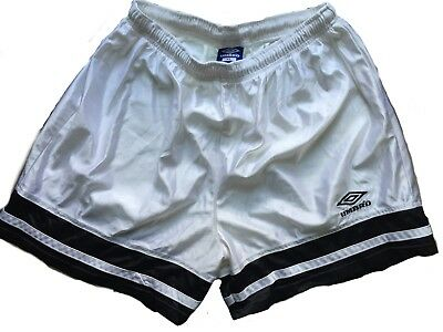 Vintage Umbro Made In USA SOCCER Shorts XL