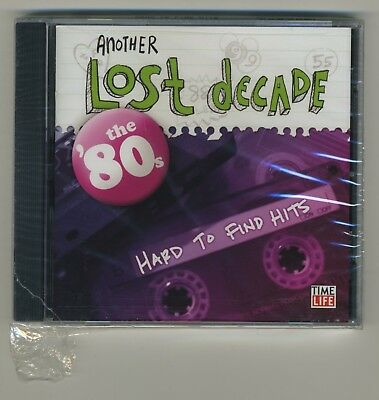 Another Lost Decade '80s Hard to Find Hits Time Life Deon Estus w George Michael