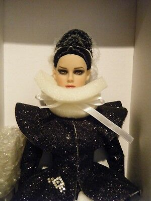 """Fierce Precarious 16/"""" doll 2012 Tonner BW Antoinette body Removable wig"""