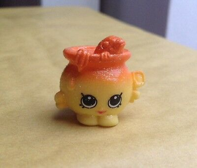 shopkins season 4 ultra rare goldie fish bowl orange petshop