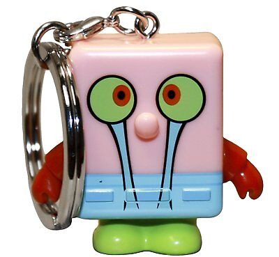 "Nickelodeon Spongebob Collectible 1.5"" Gary Vinyl Keychain"