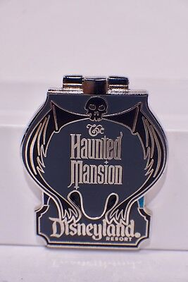 Disney Haunted Mansion Mickey & Minnie Hinged Pin