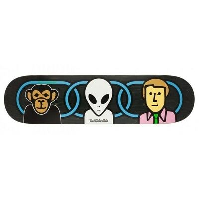 "Alien Workshop - Missing Link 8.125"" Skateboard Deck"