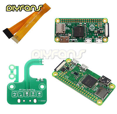 Himbeere pi Zero V1.3/W Kamera  Connector Pi0 Version 1.3/W Tafel