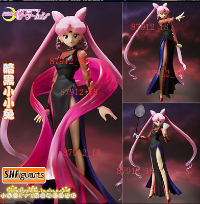 20th Anniversary Anime Sailor Moon Variant Black Lady Luna Movable figure toy NB