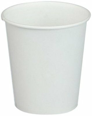 White Paper Water Cups 3 oz 100/Pack