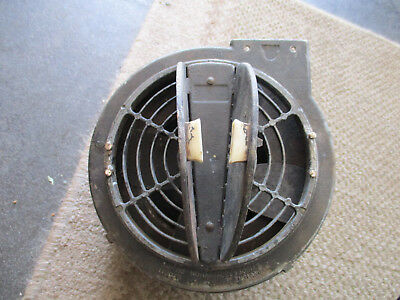 Smiths Round Heater Metal Plaque Model Voltage Plate Land Rover Series 1 2 2a