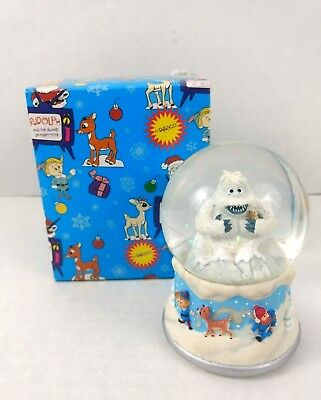 Rudolph And The Island Of Misfit Toys Bumble Waterball