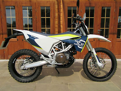 2015/65 Husqvarna 701 - ONLY 550 MILES, 1 OWNER FROM NEW, IMMACULATE!!