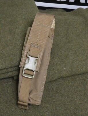 MOLLE Ground Illumination FLARE POUCH Pop Up Coyote 425 COYOTE- USED