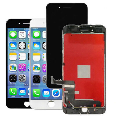 For iPhone 7 8 Plus LCD Display Screen Replacement Digitizer Assembly w/Tool Kit