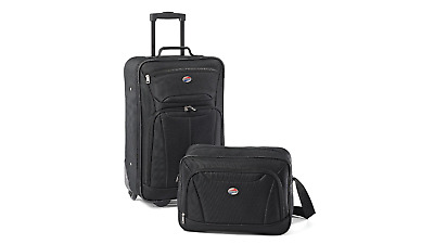 25% OFF --- BRAND NEW American Tourister Fieldbrook II 2 Pc Luggage Set
