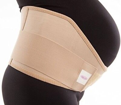 NEW Gabrialla Maternity Back Support Belt MS-96 Belly Band (MEDIUM)