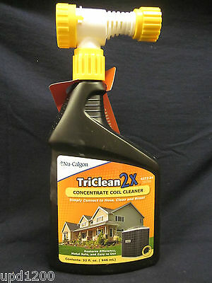 NU-CALGON TRICLEAN 2x COIL CLEANER-437224