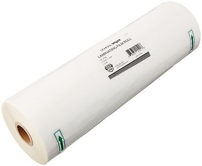 School Smart Laminating Film 1.5 Mil Roll - 12 inch x 500 foot - 1 inch Core