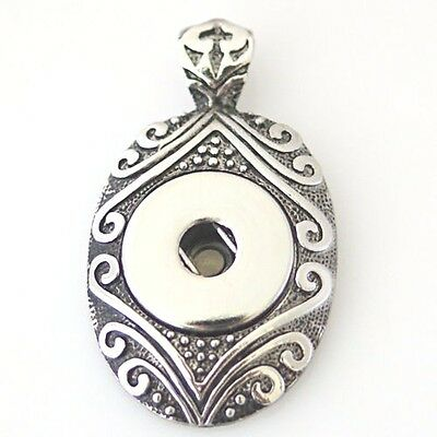 Snap It Pendant Fit Ginger Snaps Style Jewelry  **We Combine Shipping**