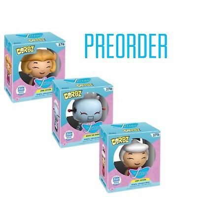 Funko DORBZ: THE JETSONS - ROSIE, JANE & JUDY - PREORDER - Limited Edition
