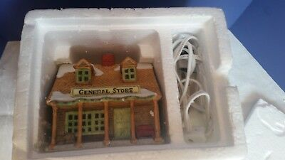 Department 56 Building - New England Village General Store 56.65307 MIB