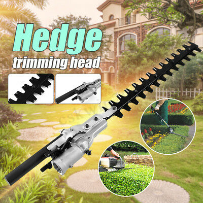 Pole Hedge Trimmer Head 7T Cutting Machine for Garden Multi Tool Saw Brushcutter