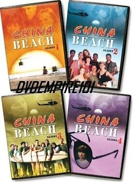 China Beach Season 1 2 3 4 Bulk DVD New and Sealed Australia All Regions
