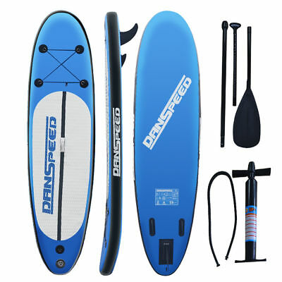 SUP Board Stand Up Paddling Surfboard aufblasbar Paddel ISUP Paddle 305cm 10' L