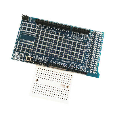 The V3 Prototype of Mega 2560/1280 ProtoShield Breadboard 170 for Arduino
