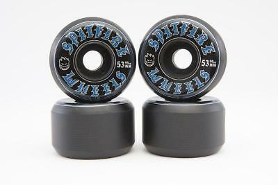 Spitfire Wheels Old English Conical Fulls 53mm / 99d Black