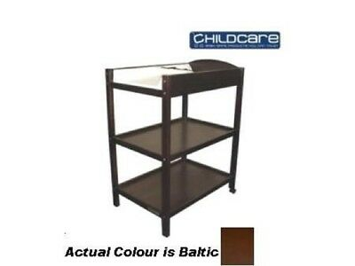 BABY FURNITURE - TIMBER CHANGE TABLE - BALTIC Colour - BRAND NEW IN BOX