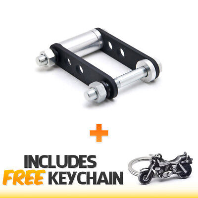 "ATV Rear Lowering Kit 5"" for Yamaha Blaster YFS200 1988-2006+Cruiser Keychain"