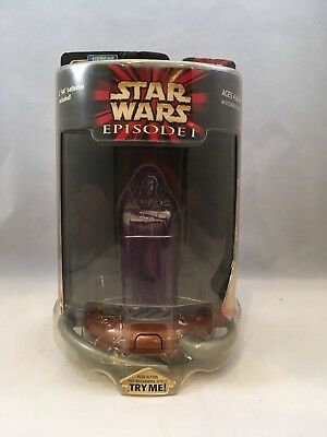 Star Wars Episode 1 Light up Darth Maul as Holograph