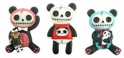 Pandie Magnets Set of 6 Pcs Furrybones License Item Collectible Magnet Set