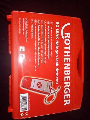 Rothenberger leak detector. Free postage to UK.