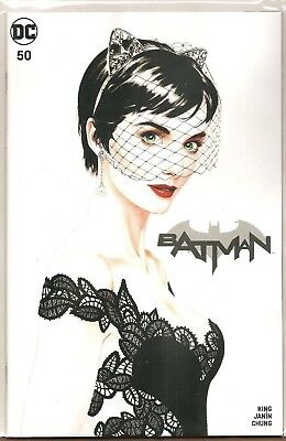 Batman #50 Middleton Color Cover Variant A Trade DC Comics Limited Edition!