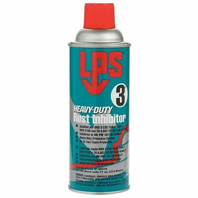 LPS 00316 11 Oz Spray #3 Heavy-Duty Rust Inhibitor