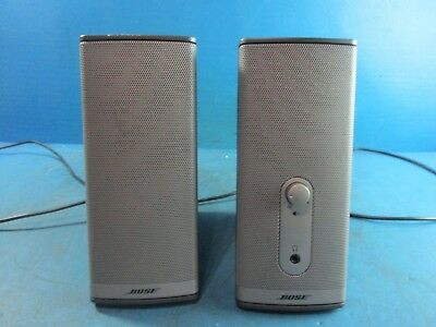 Bose Companion 2 Series II Multimedia Computer Speaker System - USED