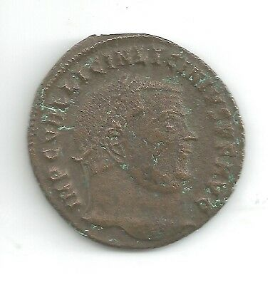 Licinius Bronze Roman Follis