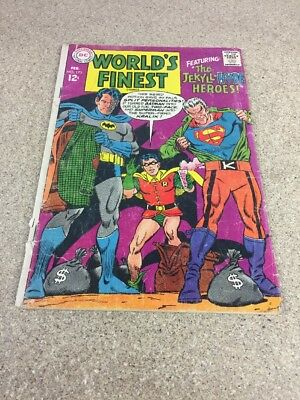 World's Finest Comics #173 (Feb 1968, DC)