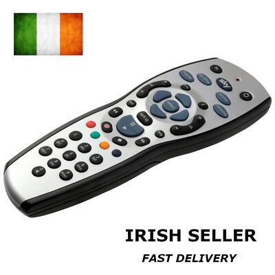 Brand New Sky HD + Plus Remote Controller Rev 9 - Replacement Generic Ireland