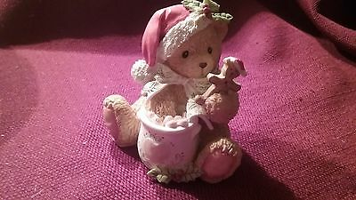 cherished teddies Steven a season filled with sweetness figurine