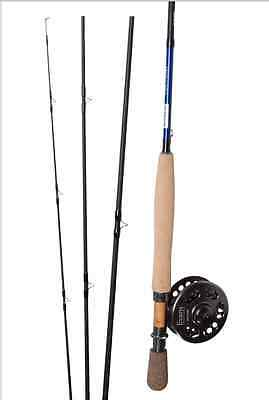 Fly Fishing rod  4 pc 5/6 weight IM7 (Reel not included)
