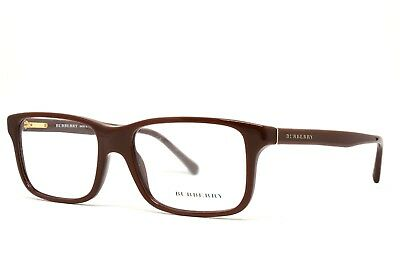 c6d48d0ef6e BURBERRY EYEGLASSES 2178 3488 55-17-140 New Authentic without case ...