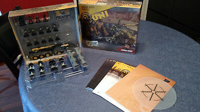 AT-43 ONI ARMY BOX! Great deal!